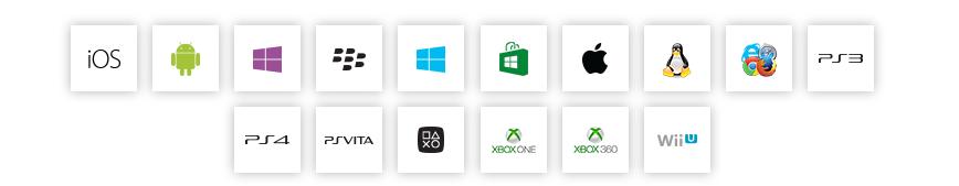 unity cross platform options