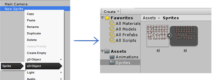 Using Spritesheets with Unity3D – Stranded Soft