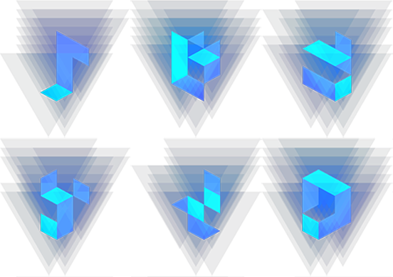 sprite sheet made using hexels and shoebox