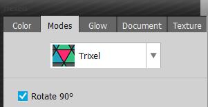 trixels mode!